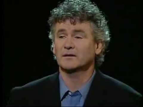 Irish Celtic Music John McDermott The Old Man - YouTube