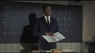 """Rebelión en las aulas"" (To Sir With Love)   1967 trailer VO"