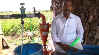 Method of Supplying Jeevamrutham through Drip System-DoAg&Digital Green_Kadapa-Dec-2016 thumbnail