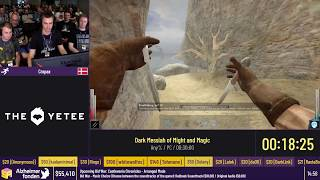 Dark Messiah of Might and Magic [Any%] by Cropax - #ESASummer19