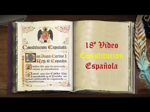 La Constitución Española de 1978 - YouTube
