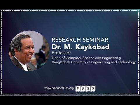 DUSS Seminar: Programming & Scientific Research