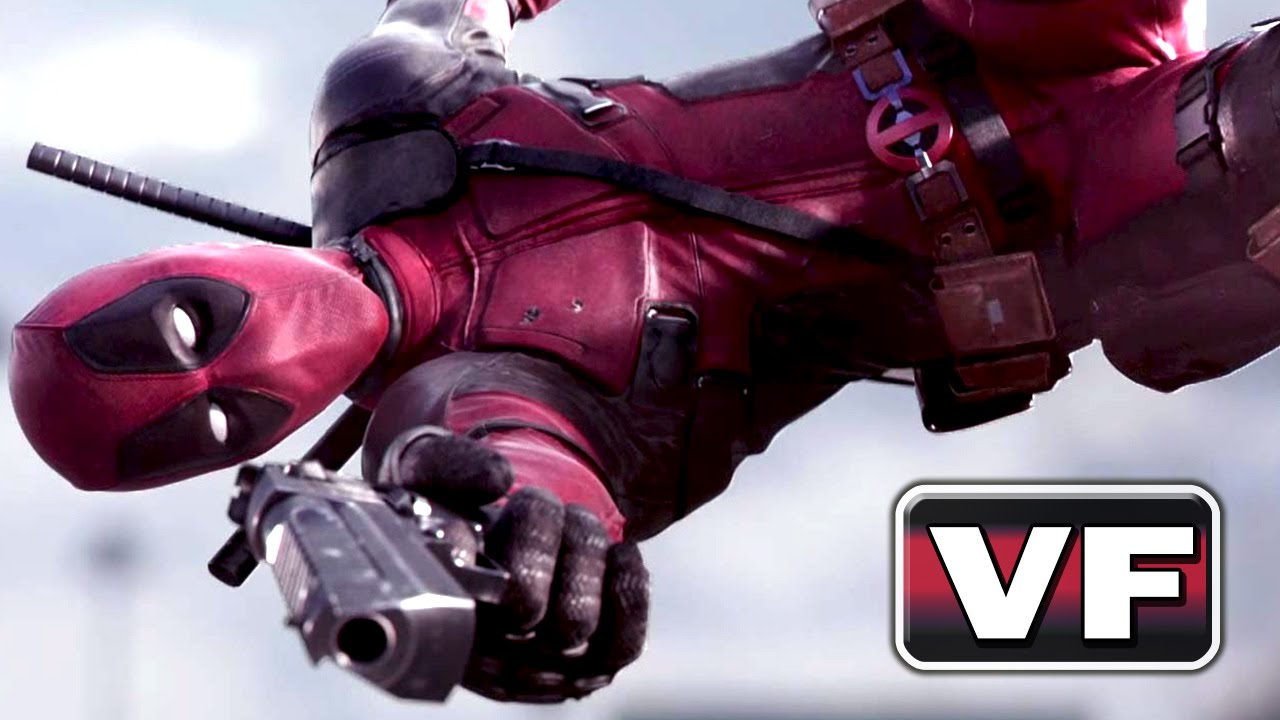 deadpool bande annonce vf 2016 youtube. Black Bedroom Furniture Sets. Home Design Ideas