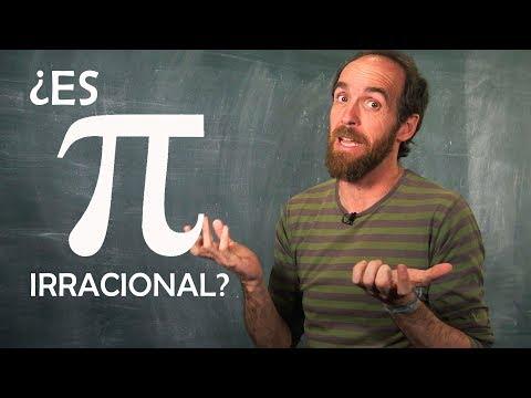 Demostración de que PI es irracional ¡El vídeo que tu profe de mates no quiere que veas!