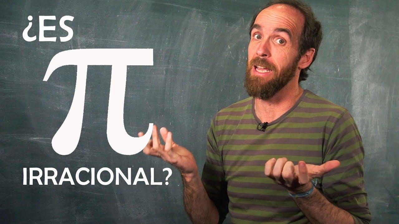 Demostración de que PI es irracional ¡El vídeo que tu profe de mates no quiere que veas! #1