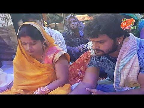 ये है खेसारी लाल की रियल वाइफ और फेमिली | Bhojpuri Hero Khesari Lal Yadav Real Wife & Family