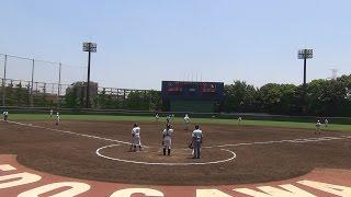 20150624 小岩第二中学 7-6 小松川第一中学 (江戸川区夏季) FULL