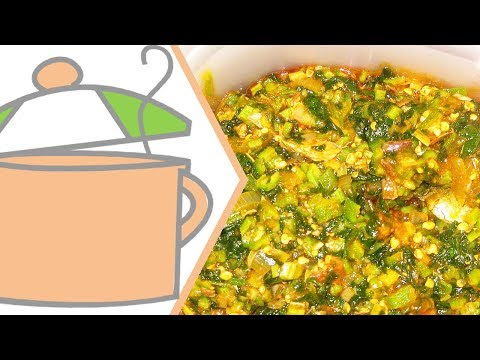 Nigerian Okra Soup | All Nigerian Recipes