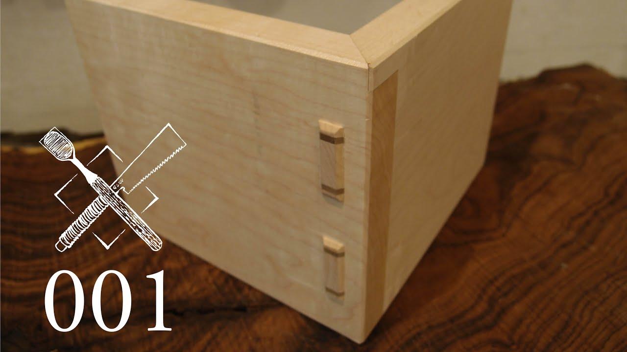 Traditionelle Holzverbindungen Tischlereibracht