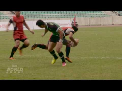 China's $100M rugby revolution gathers pace