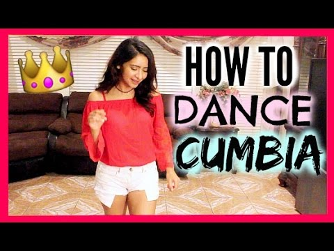 HOW TO DANCE CUMBIA: For your Quince/Party!
