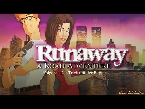 Der Trick mit der Puppe | Runaway - A Road Adventure #02 | VanDeWulfen