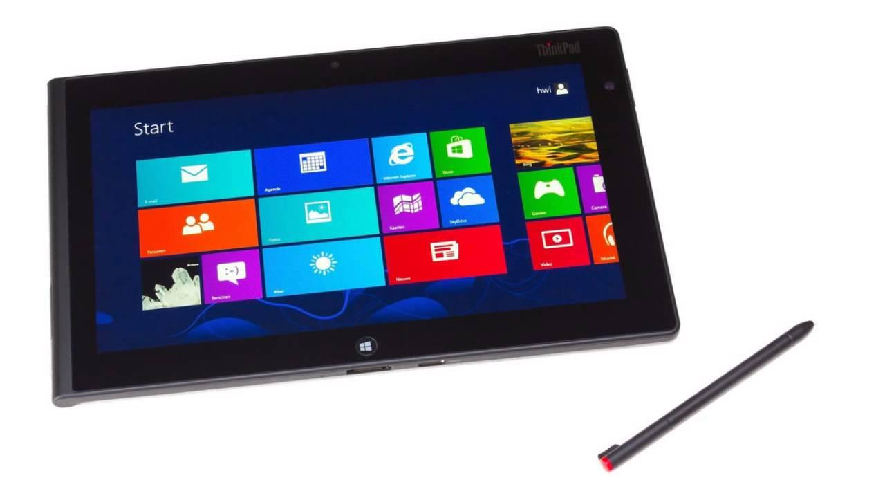 new product d9032 edc64 Review Lenovo Thinkpad Tablet 2 (Spesifikasi & Performa)