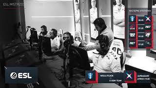 Virtus.pro vs AGO Esports | ESL Mistrzostwa Polski Wiosna 2019 | W2D2 - Na żywo