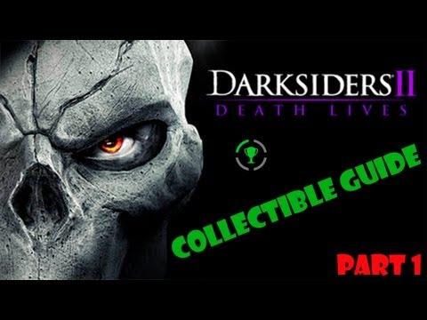 DarkSiders II - Todos los Coleccionables / All Collectible | Part 1 | Collectible Guide