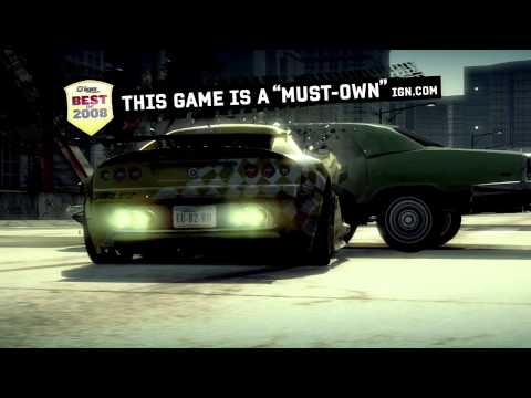 Игра Burnout Paradise может вскоре стать доступна на Xbox One по программе обратной совместимости
