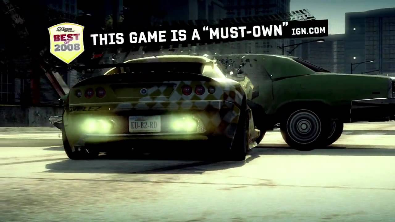 Burnout Paradise HD reports gather pace • Eurogamer net