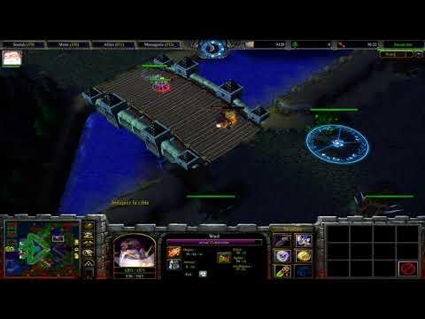 Horde vs Alliance x3 #32  Wooj Gameplay (ft. Hades[hota])