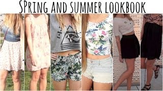 Lookbook | Six Cute Outfits for Spring and Summer Thumbnail