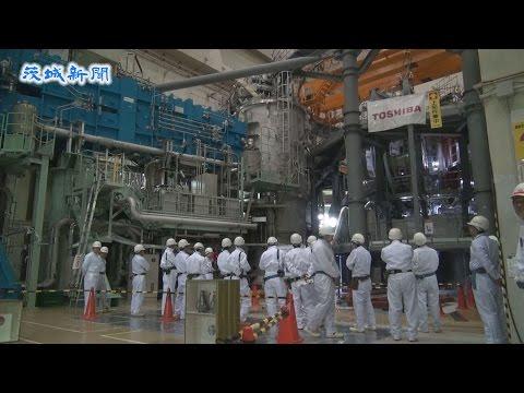 340度分の接続完了 「JT-60SA」真空容器 原子力機構が内部公開