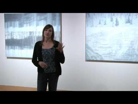 Artist talk: Holly Williams - San Francisco State University MFA Thesis Exhibition Spring 2010