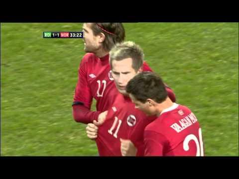 Great Morten Gamst Pedersen free kick
