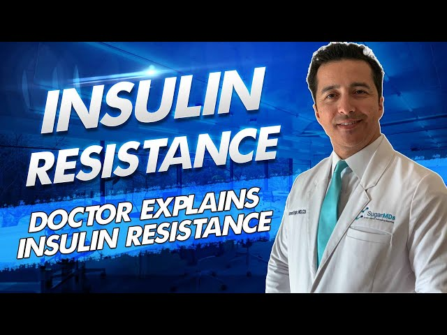 What is REALLY Insulin Resistance?Myths Debunked[SUGARMD]