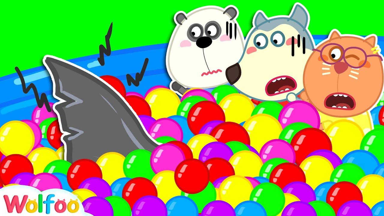 Wolfoo and Kids Joke with His Friends | Wolfoo Family Kids Cartoon