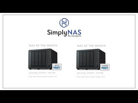 NAS of the Month- October- Synology DS918+ from YouTube · Duration:  3 minutes 50 seconds