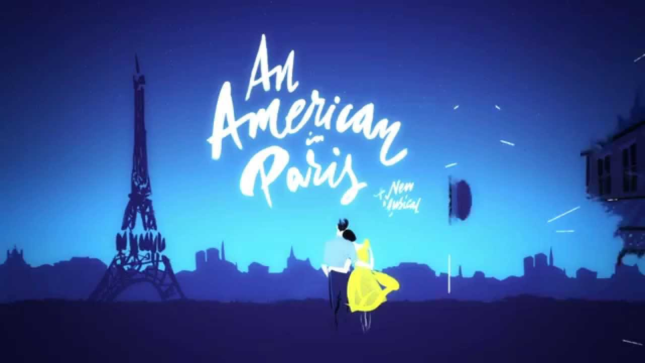 Image result for An American In Paris broadway