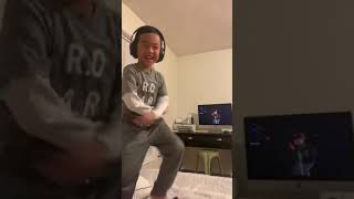 Why does this kid have better dance moves than me...