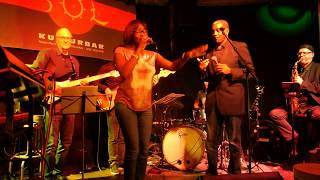 Sol Session feat. Will Russ Jr. /Sonja La Voice@Sol Kulturbar - Signed sealed delivered, I'm yours