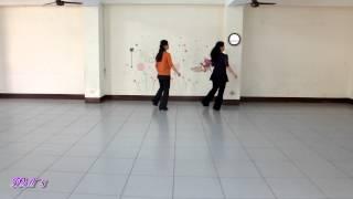 Qing Ren Meng ( 情人夢 ) - Line Dance ( by BM Leong )