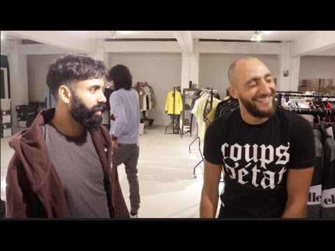 PAUL CHOWDHRY, BRADLEY SKEETE & UNLIKELY ASTRONAUT HUSSAIN MANAWER *CONTAINS SENSITIVE MATERIAL*