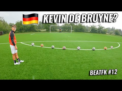This 16 year old could become the next German Kevin De Bruyne | #BEATFK Ep.12