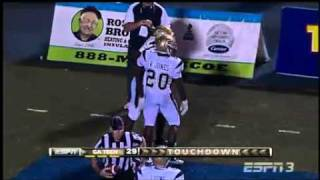 Georgia Tech Yellow Jackets vs  Middle Tennessee Blue Raiders