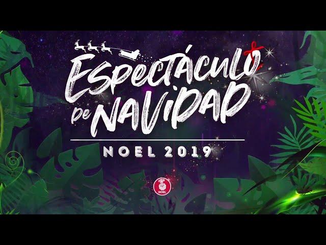ESPECTÁCULO DE NAVIDAD NOEL 2019