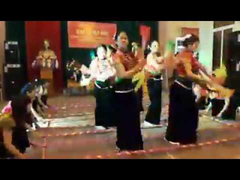 Màn Múa Sạp Đặc Sắc  Của Dân Tộc Thai Vùng Tây Bắc