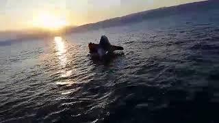 Самолёт упал в Байкал у острова Ольхон 2018/08