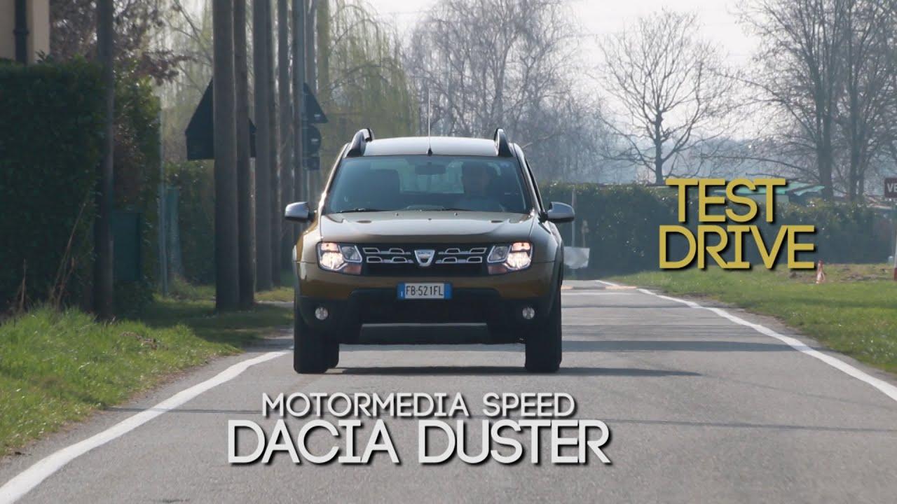 Test drive dacia duster 2016 prova su strada youtube for Prova su strada dacia duster 4x4