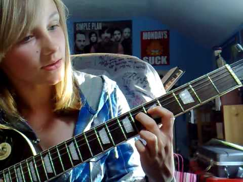 how to play dirty little secret intro the all american rejects easy guitar lesson youtube. Black Bedroom Furniture Sets. Home Design Ideas