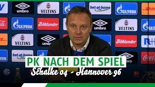 Schalke 04 3 - 1 Hannover 96