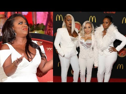 Xscape Group OFFICALLY Drops Kandi Burress From The Group