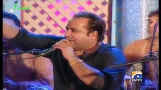 rahat fateh ali khan ali da malang a live concert