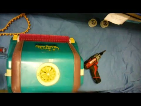Dolphin Pool Cleaner Drive System Service How To