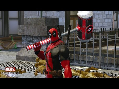 Have YOU Played as Deadpool? - Marvel Heroes 2016