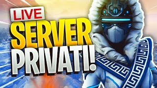PRIVATE SERVER FORTNITE ITA | CONTEST A 100 LIKE!!! CODE: MaruEN135