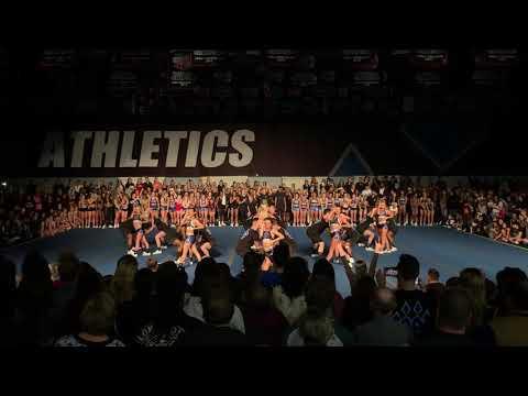 Wildcats NCA Showoffs 2019