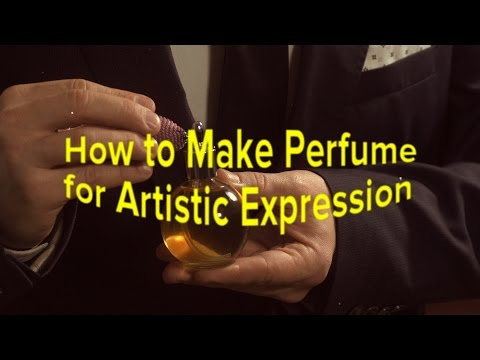 How to Make Perfume for Artistic Expression on YouTube