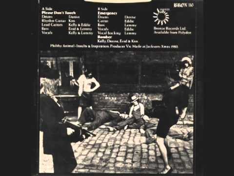 Headgirl - St. Valentines E.P. 1981